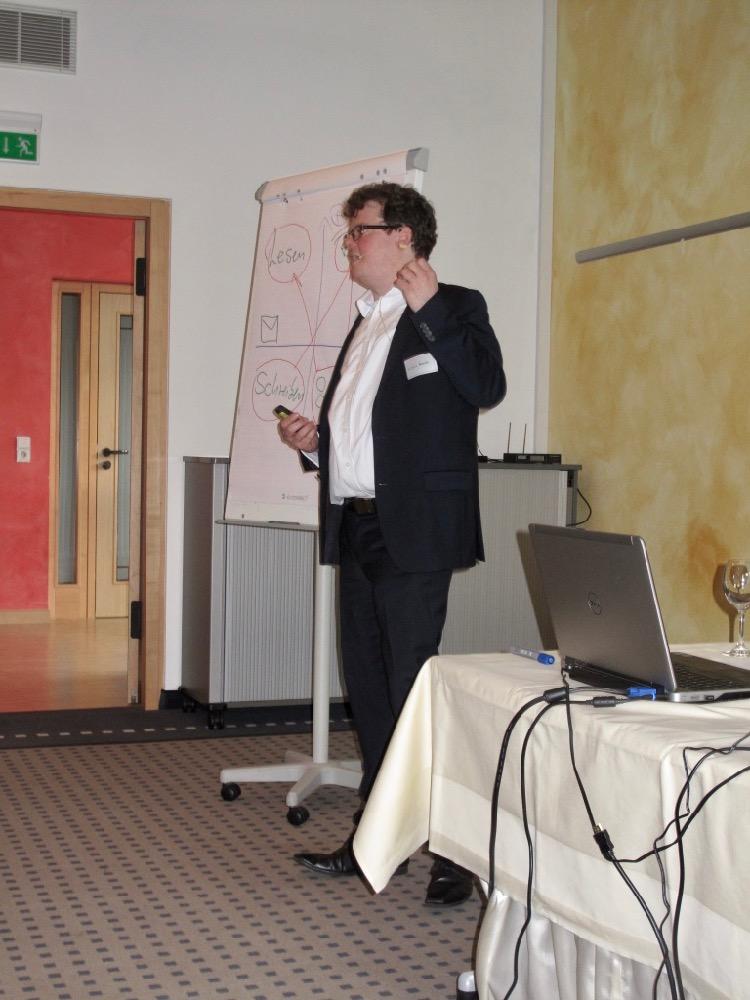 Dr. Raoul Kreide zur Unternehmensnachfolge / MIT Baden-Baden Rastatt